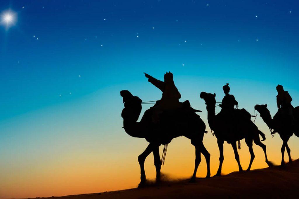 Arribada de Ses Majestats els Reis Mags d'Orient a l'escola el proper dijous 04/01/2018 a les 18.00h
